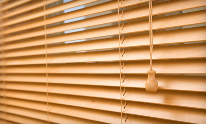 A Custom Blind Company - Memphis: $89 for $225 Worth of Window Treatments from A Custom Blind Company