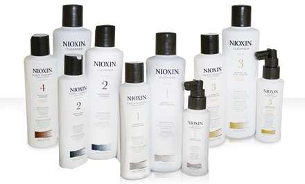Nioxin Thinning Hair System Kits