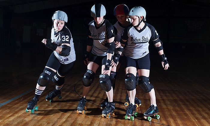 Mother State Roller Derby - Sandston: $11 for Two Tickets to a Mother State Roller Derby Match at Rollerdome Skating on Sunday, March 23 ($22.68 Value)