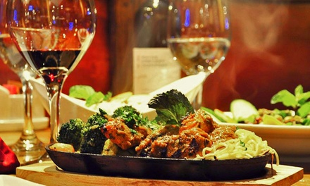 Himalayan Dinner for Two or Four at Yak & Yeti Bistro (Up to 50% Off)