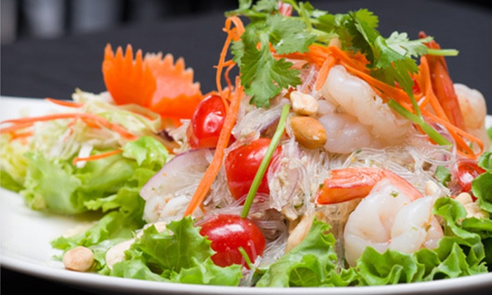 U & I Thai - Riley Park: Thai Food for Lunch or Dinner at U & I Thai (Half Off)