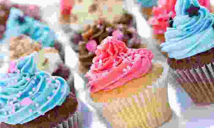 The Cupcake Place - Pickering: Baked Goods and Ice Cream at The Cupcake Place (Up to 46% Off)