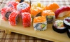WASABI BAY - Martha Lake: Sushi for Two or Four at Wasabi Bay (Up to 50% Off). Four Options Available.