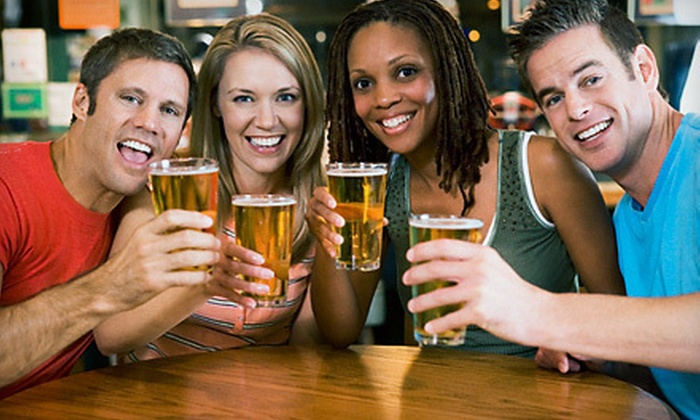 Music City Bar & Grill - Haysboro,Rosebank: Pub Fare and Drinks at Music City Bar & Grill (Half Off). Two Options Available.