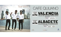 """Entrada al tour de """"Café Quijano"""" el 12 y 13 de abril en Valencia y Albacete desde 25 € en Territorio Musical"""