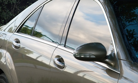 Tinting for Two or Five Car Windows or Seven SUV or Truck Windows at Performance Autotint (Up to 56% Off)