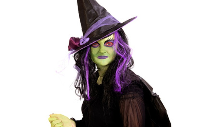 """""""Annabelle Broom, The Unhappy Witch"""" - Master Theatre: """"Annabelle Broom, The Unhappy Witch"""" at Master Theater on October 20 at 3 p.m. or 6 p.m. (Up to 43% Off)"""