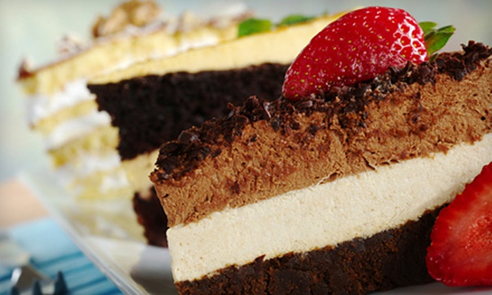 Snowbear Bakery - Richmond: 6- or 8-Inch Mousse Cake or $15 for $30 Worth of Baked Goods at Snowbear Bakery