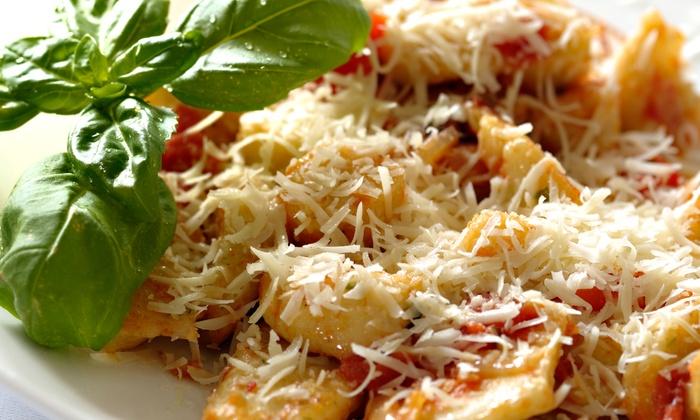 Vitale's Italian Bistro - Gloucester City: Italian Dinner for Two or Four at Vitale's Italian Bistro (45% Off)
