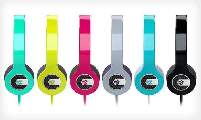 JLab Supra Headphones with Universal Mic: JLab Supra Headphones with Universal Mic. Multiple Colors Available. Free Returns.