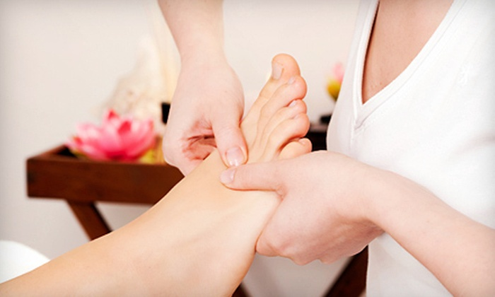 The Foot Parlor - Key Colony: One or Three 50-Minute Reflexology Massages at The Foot Parlor in Key Biscayne (Up to 65% Off)