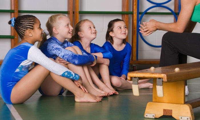 Champion Gymnastics & Cheer - Santee: Gymnastics or Tumbling Classes at Champion Gymnastics & Cheer (Up to 67% Off). Two Options Available.