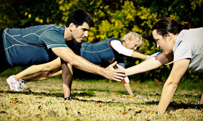Next Level Fitness LLC - Richmond: 20 Outdoor Boot-Camp Classes or 8-Week Tabata Boot Camp at Next Level Fitness LLC (Up to 67% Off)