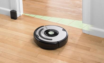 Irobot Roomba Auto Vacuum Groupon Goods