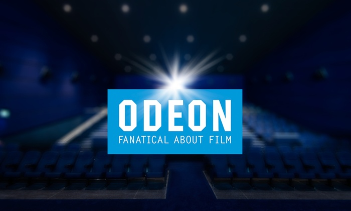 Odeon Cinemas - Multiple Locations: ODEON: Two (£10) or Five (£20) Cinema Tickets, Locations Nationwide