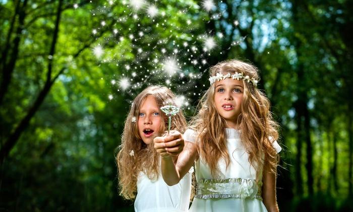 Hire A Princess - Washington DC: Up to 59% Off Princess Appearance at Hire A Princess