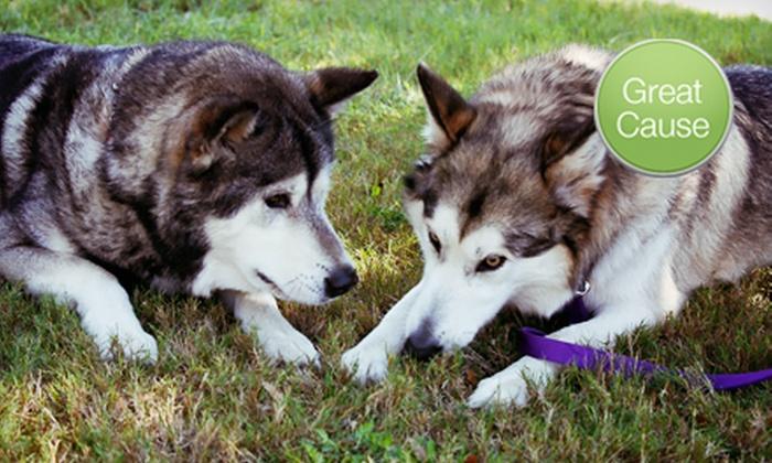 Texas Alaskan Malamute Rescue: $10 Donation to Texas Alaskan Malamute Rescue