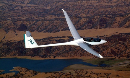 Fantastic Journey or Mile High Glider Flights for One or Two from Williams Soaring Center (45% Off)