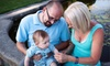 Magick Photography: Family or Wedding Photo Packages from Magick Photography (Up to 81% Off). Three Options Available.