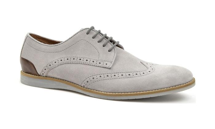 Hawke & Co Jace Men's Wingtip Shoes (Size 12)