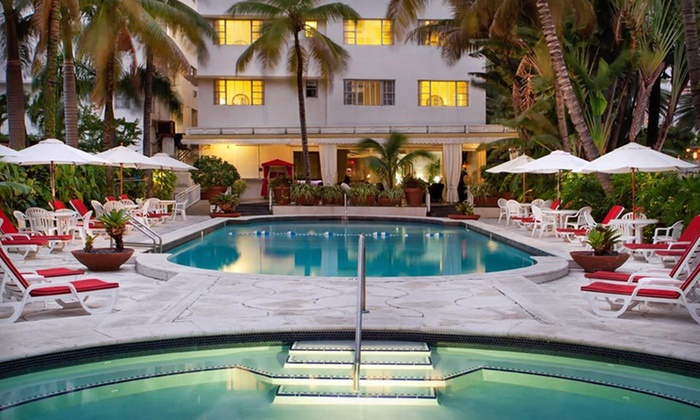 null - Miami: Stay for Two, with Dates Through January, at Richmond Hotel in Miami Beach, FL
