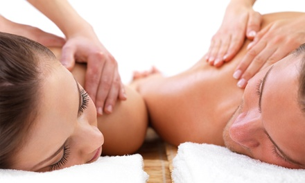 50-Minute Swedish Massage or 60-Minute Couples Massage at All Day Spa (57% Off)