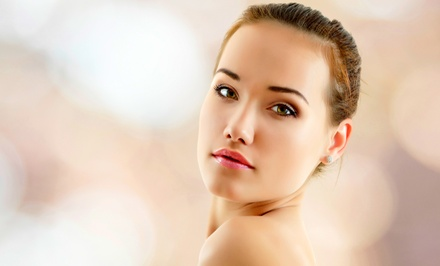 Facial or Body Sculpting Session at Elegant Brows (Up to 71% Off)