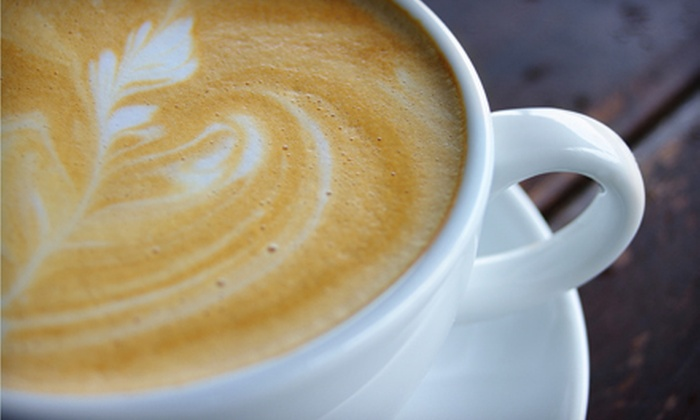 North Star Coffeehouse - Kenton: $19 for Five Coffee-and-Pastry Combos at North Star Coffeehouse (Up to $48.50 Value)