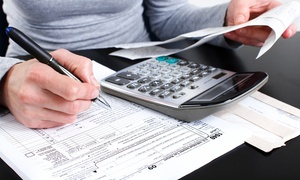 One Stop Tax Services: Single or Married Basic Tax Return or EITC Preparation at One Stop Tax Services (Up to 51% Off)