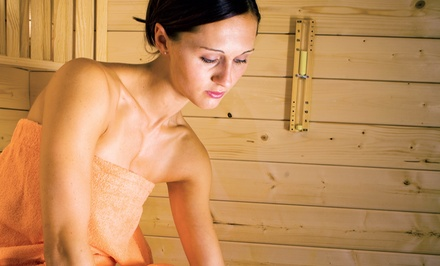 Three, Six, or Nine Infrared-Sauna Treatments at 3 Leaf Wellness Centre (Up to 67% Off)