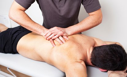 image for Inspired Health Chiropractic: Consultation With Results and Two Treatments for £22 (83% Off)