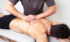 Inspired Health Chiropractic: Inspired Health Chiropractic: Consultation With Results and Two Treatments for £22 (83% Off)