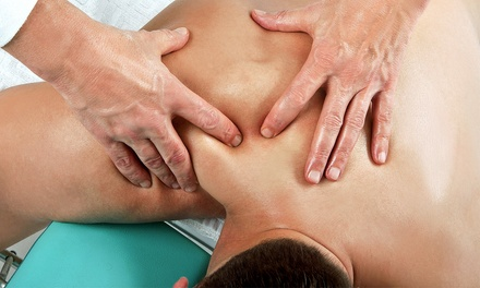Chiropractic Package with One, Three, or Five Adjustments or a Massage at Absolute Medical Clinic (Up to 95% Off)