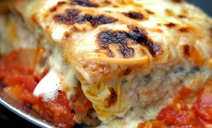 Zeppe's Italian Market: $13 for $20 Toward Take-Home Meals or a Half- or Full-Tray of Lasagna at Zeppe's Italian Market