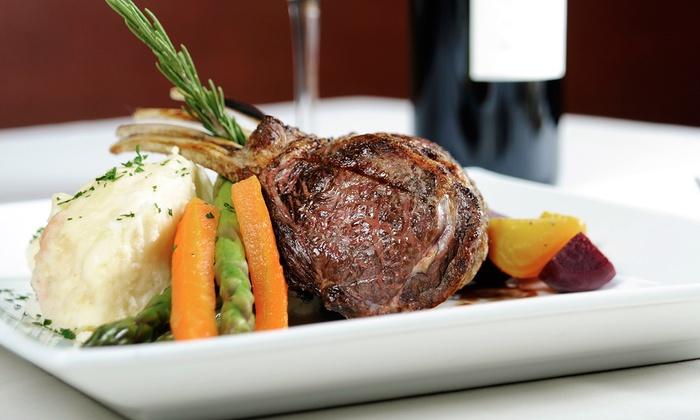 Maddox Grill and Bar - Lynnwood: Steak and Seafood for Lunch or Dinner at Maddox Grill and Bar (Half Off)