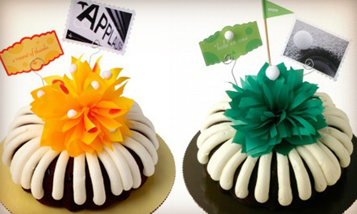 Nothing Bundt Cakes - Nothing Bundt Cakes - Corte Madera: $10 for $20 Worth of Cakes at Nothing Bundt Cakes