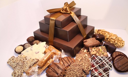 $15 for $30 Worth of Handcrafted Fudge, Candy, and Popcorn from Mackinac Fudge Shop