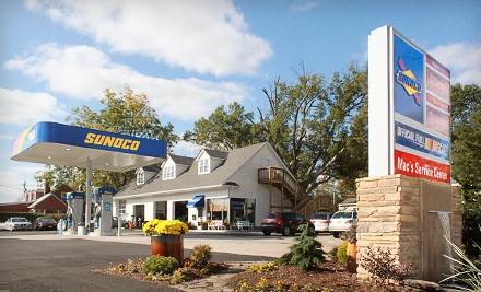 2 Oil Changes (a $70 value) or $70 Worth of Services - Mac's Service Center in Ashland
