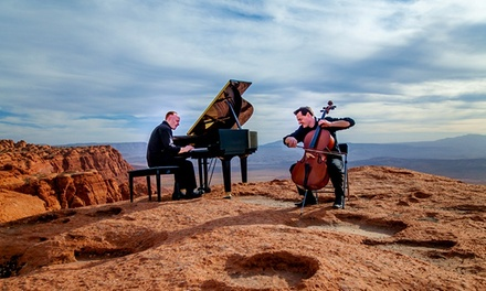 The Piano Guys – A Family Christmas: Ticket Package at Toyota Oakdale Theatre on December 10 (Up to 51% Off)