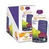 16-Pack of Happy Tots Organic Superfood Pouches