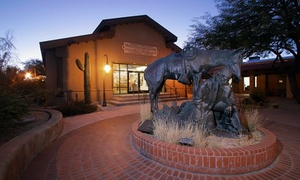 Desert Caballeros Western Museum: Adult Admission for Two or Four to Desert Caballeros Western Museum (Up to 42% Off)