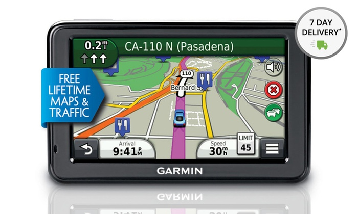 Garmin nüvi 2555LMT 5 In. GPS with Lifetime Maps and Traffic: Garmin nüvi 2555LMT 5 In. GPS with Lifetime Maps and Traffic. Free Returns.
