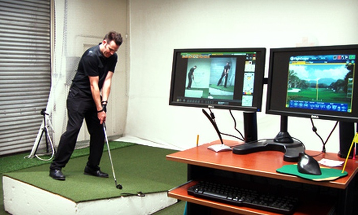 Golf Swing Prescription - South Laguna Hills: Golf-Swing Analysis and Evaluation with Option for Private Lesson at Golf Swing Prescription (Up to 62% Off)