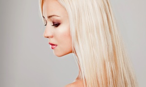 Tiffany at Sage Salon Suites: Brazilian Blowout, or Haircut and Style with Optional Highlights from Tiffany at Sage Salon Suites (Up to 52% Off)