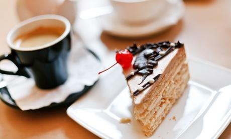 John's Bakery & Coffee: merienda para dos o cuatro personas con tartas y café, batido, infusión o té desde 5,95 €