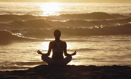 30-Minute Meditation Session from Intuitive Healing Yoga & Ayurveda (49% Off)