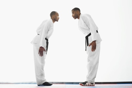One or Two Months of Karate Classes and Uniform at Elora Karate Dojo (Up to 70% Off)