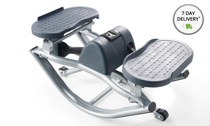 Weider Side-to-Side Stepper Exercise Machine: Weider Side-to-Side Stepper Exercise Machine. Free Returns.