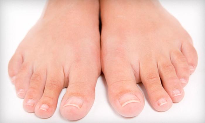 Lowcountry Beauty & Wellness Spa - Daniel Island: Laser Toenail-Fungus Treatment for One or Both Feet at Lowcountry Beauty & Wellness Spa (Up to 84% Off)