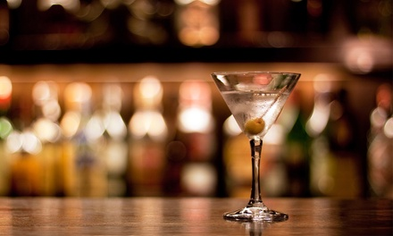 Italian Appetizers and Drinks, or Tasting Flight of 12-Year-Old Scotch or Whiskey at My Attic (Up to 50% Off)